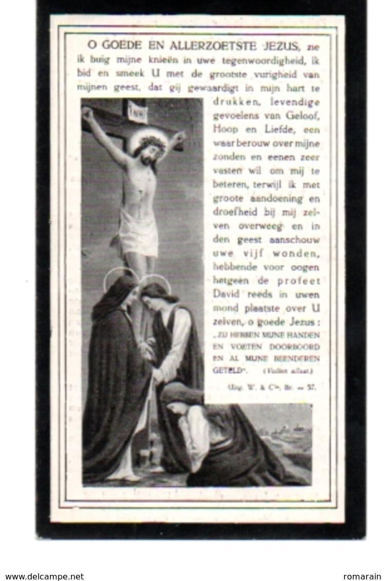 Elverdinge Winnezele (FR) Breyne Bentein 1837 - 1925 - Vieux Papiers