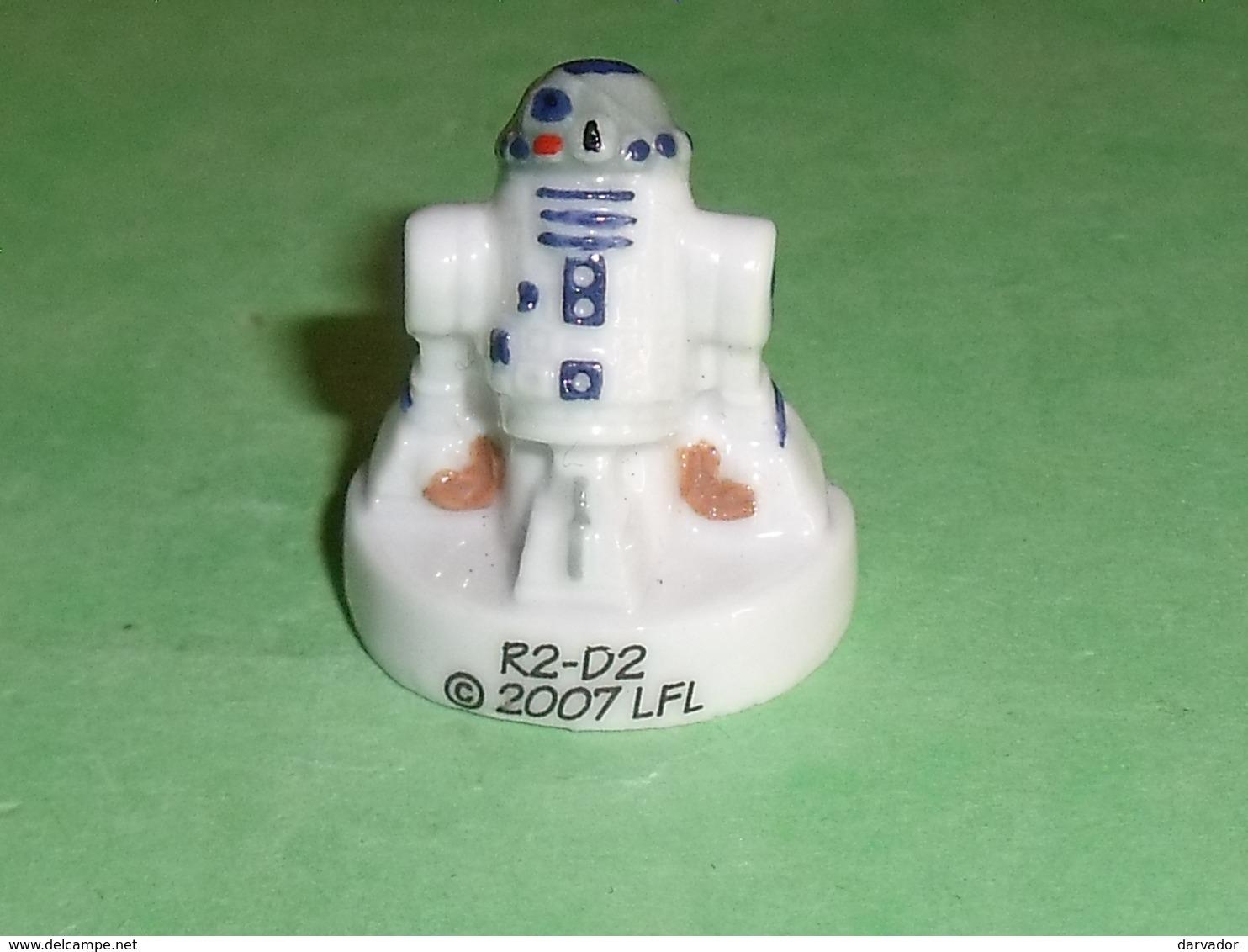 Fèves / Dessins Animés / Film / BD : Star Wars , R2 D2 , 2007 T50 - Cartoons