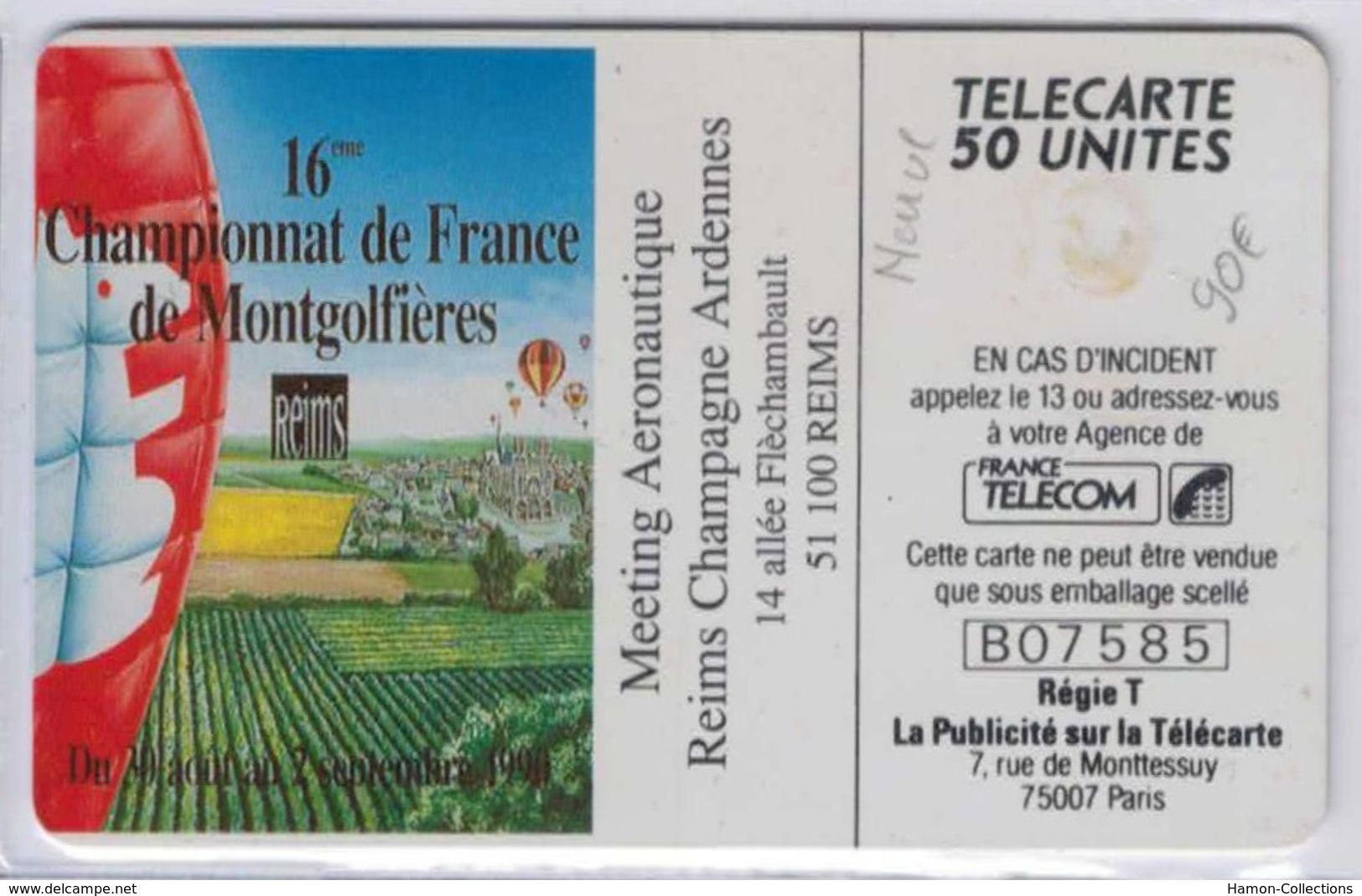 D408 - Reims Montgolfières - Neuve Avec Ses 50 Unités - Voir Scans Et Description - France