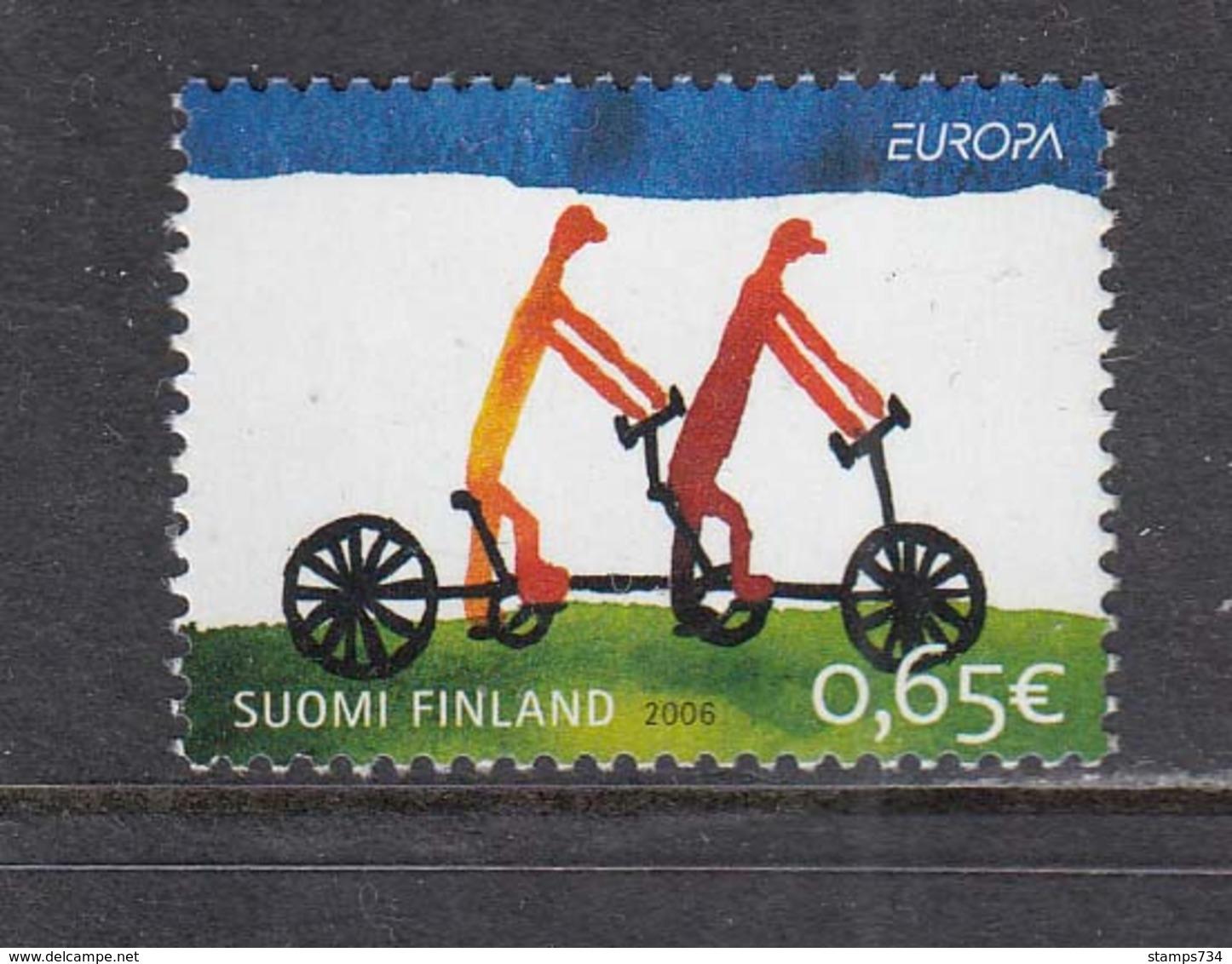 Finland 2006 - EUROPA: Integration, Mi-Nr. 1810, MNH** - Finlande