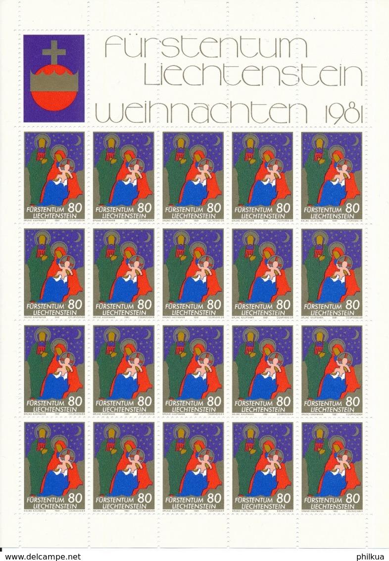 Zumstein 727-729 / Michel 788-790 Bogen-Serie Einwandfrei Postfrisch/** - Blocks & Sheetlets & Panes
