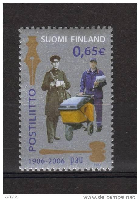 Finlande 2006 Neuf N°1746 Postiers - Finlande