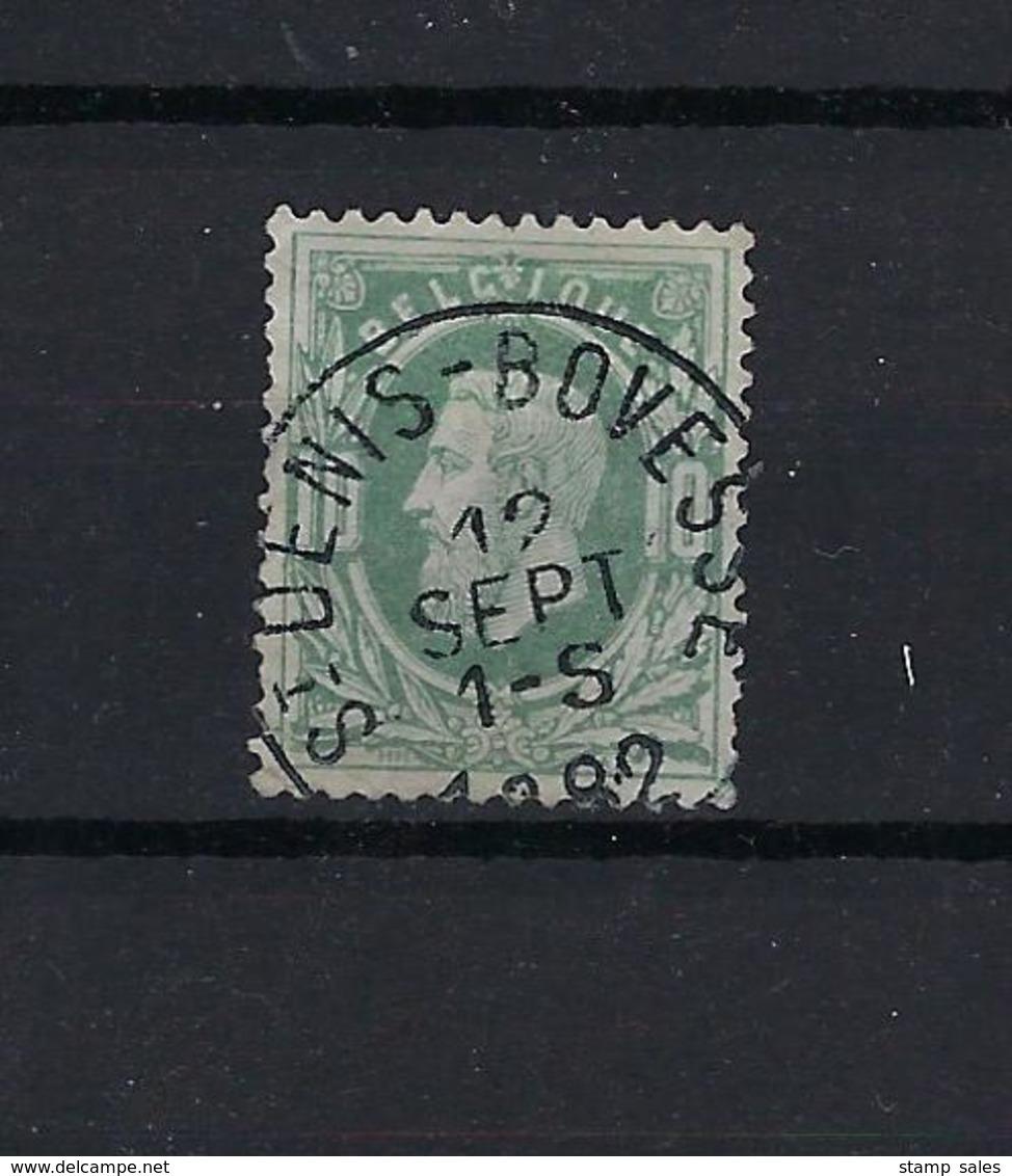 N°30B GESTEMPELD St.Denis-Bovesse COBA € 8,00 SUPERBE - 1869-1883 Léopold II