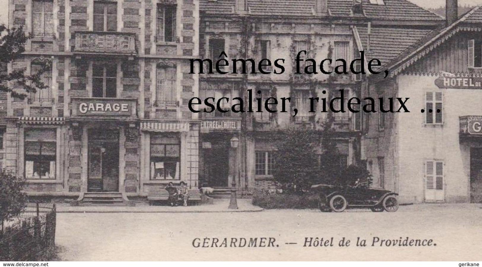 GERARDMER - RARE CARTE PHOTO Devanture De Commerce - Gerardmer