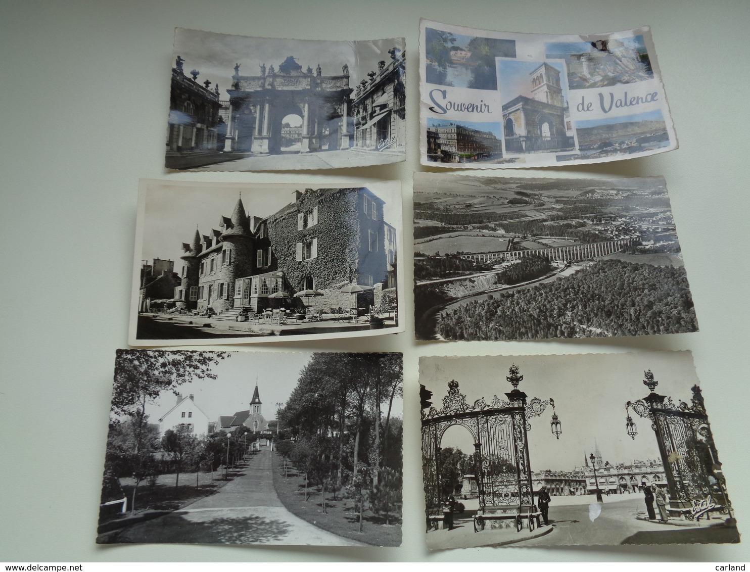 Beau Lot De 60 Cartes Postales De France CPSM Petit Format  Brillant  Mooi Lot Van 60 Postkaarten Van Frankrijk - 5 - 99 Postkaarten