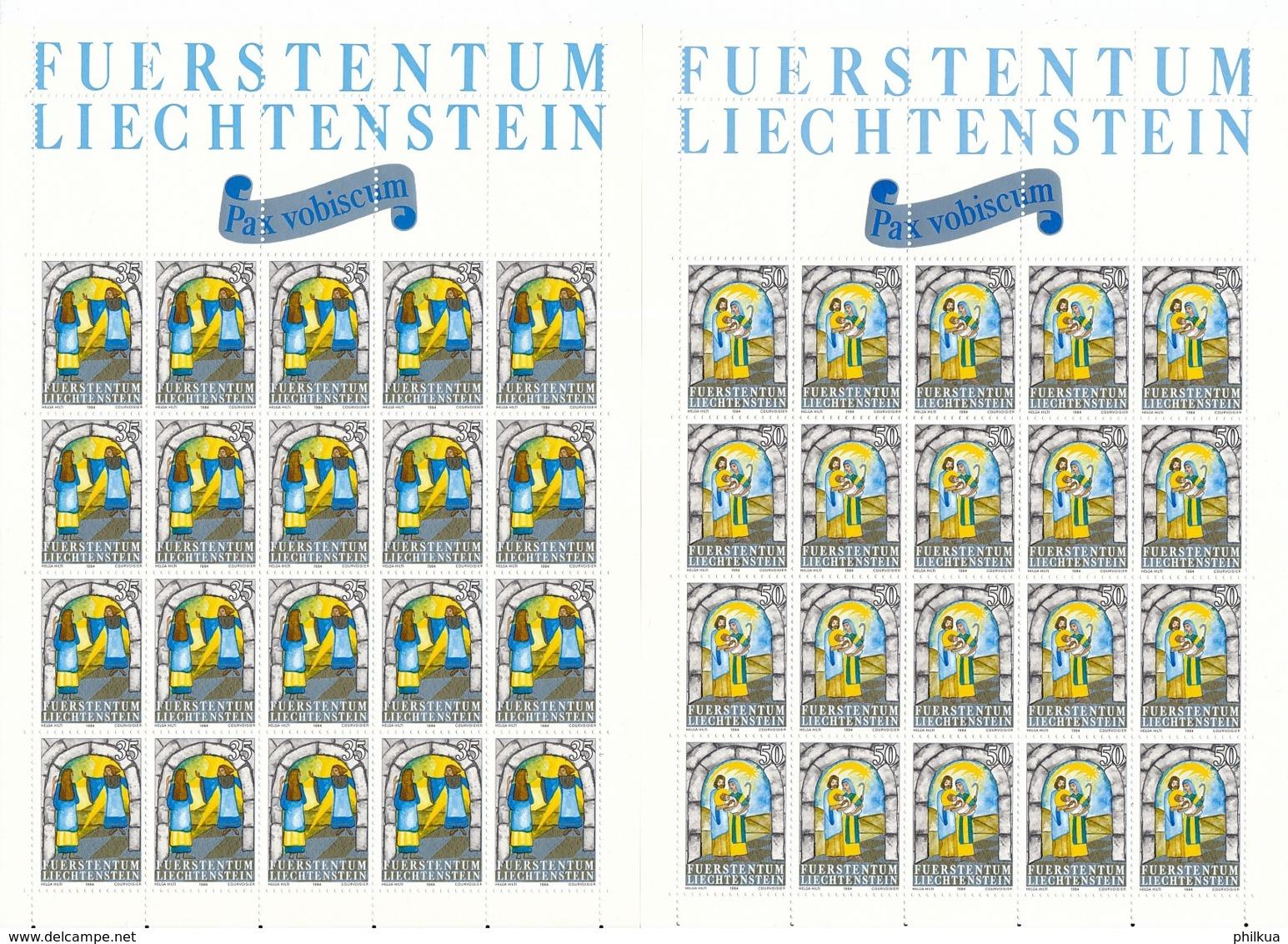 Zumstein 800-802 / Michel 861-863 Bogen-Serie Einwandfrei Postfrisch/** - Blocks & Sheetlets & Panes