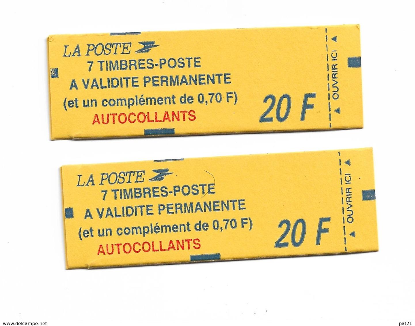Lot  4 Carnets TTTTB état  ( +/- 30€ Faciale)et Autres Voir Scans - Sonstige