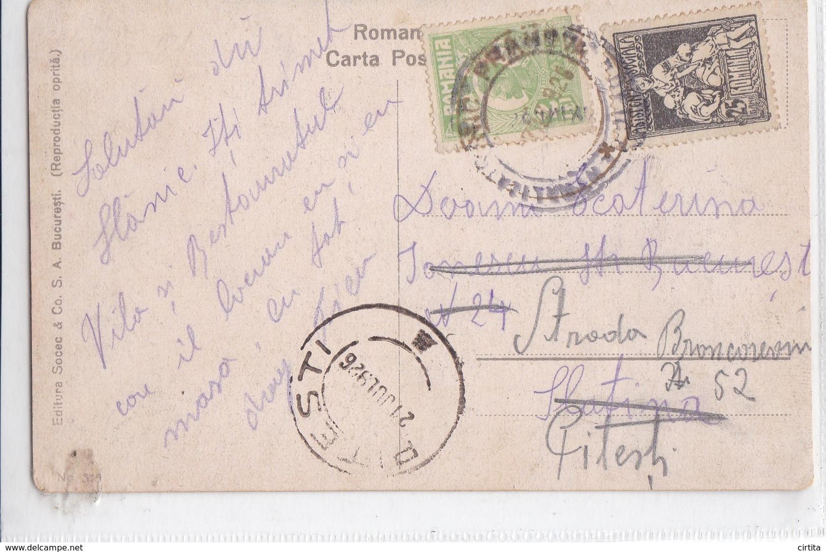 ROMANIA SLANIC RESTAURANTUL VILA REGALA - Romania