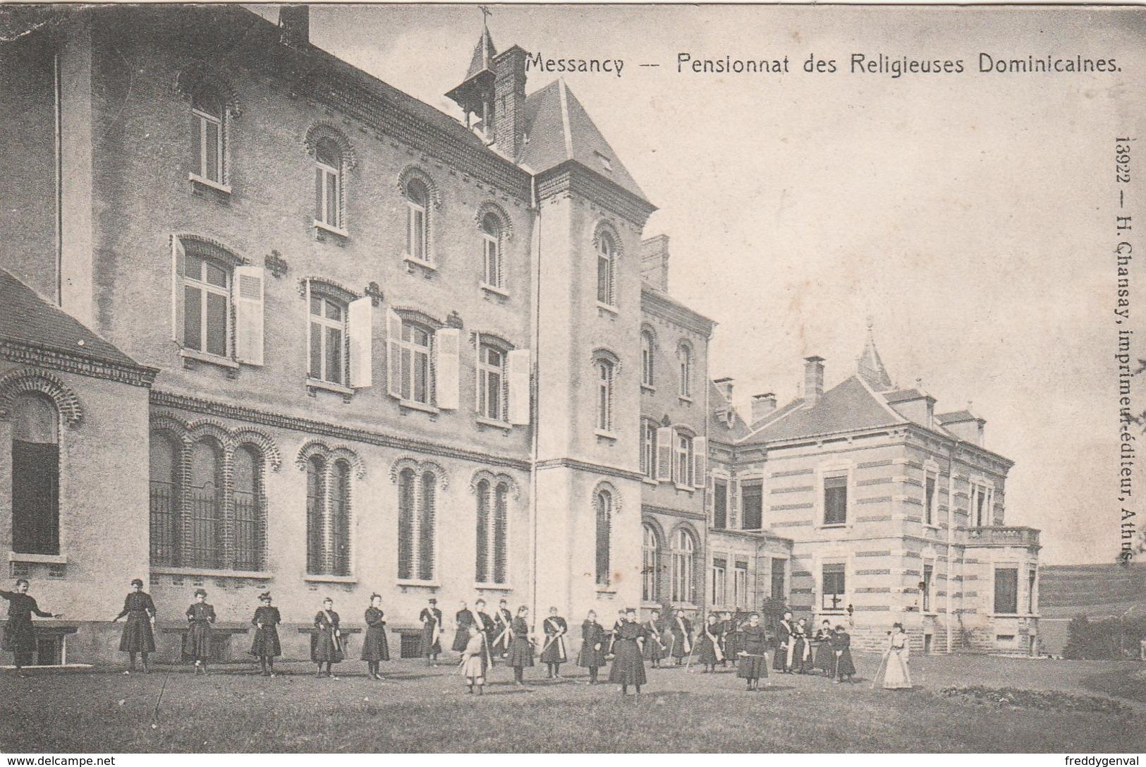 MESSANCY PENSIONNAT DES RELIGIEUSES DOMINICAINES - Messancy