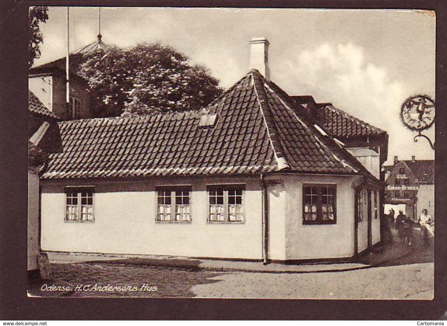 Odense - H.C. Andersens Hus - Danemark