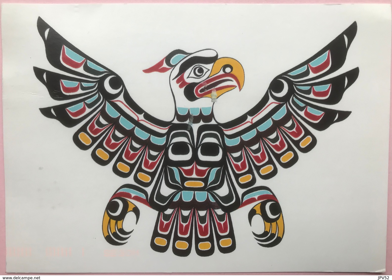 (2707) Canada - Beau Dick - Cartes Modernes