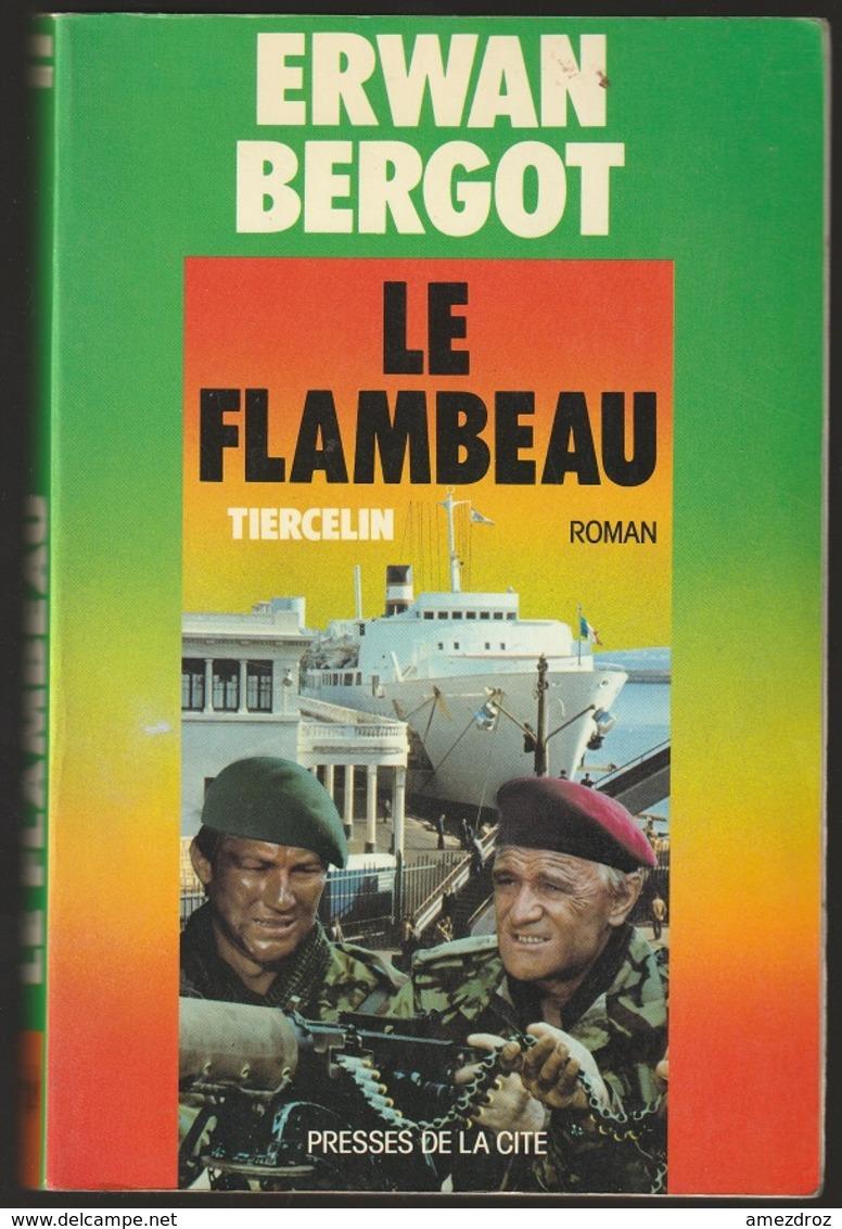 Erwan Bergot Le Flambeau - Boeken