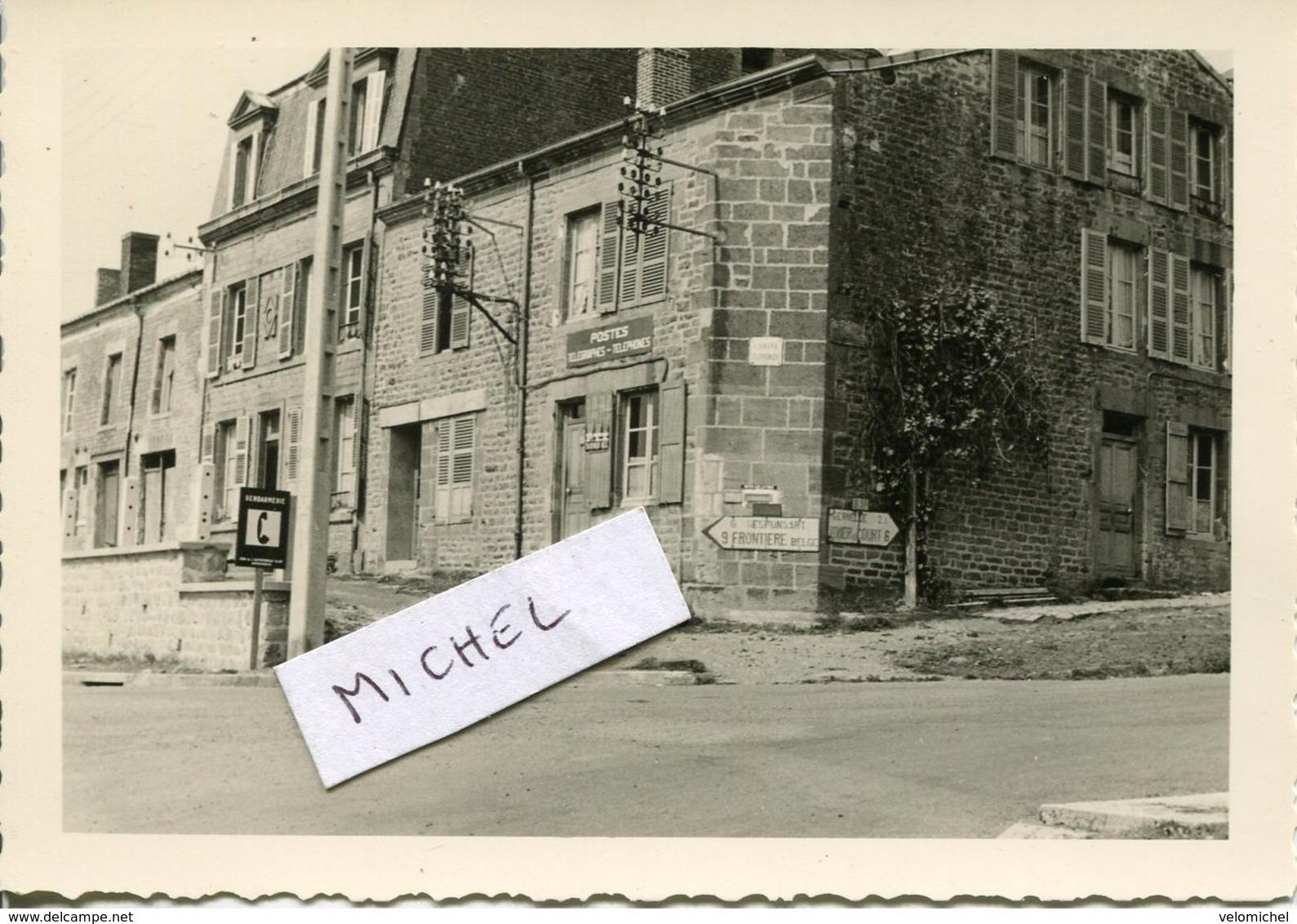 Ardennes.LA GRANDVILLE. 1957. Le Bureau Des Postes - Zonder Classificatie