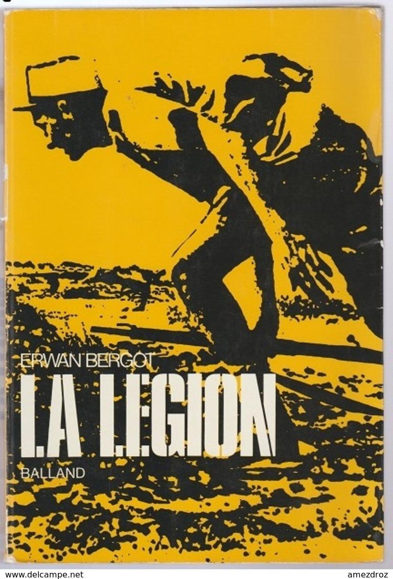 Erwan Bergot La Légion Balland - Books