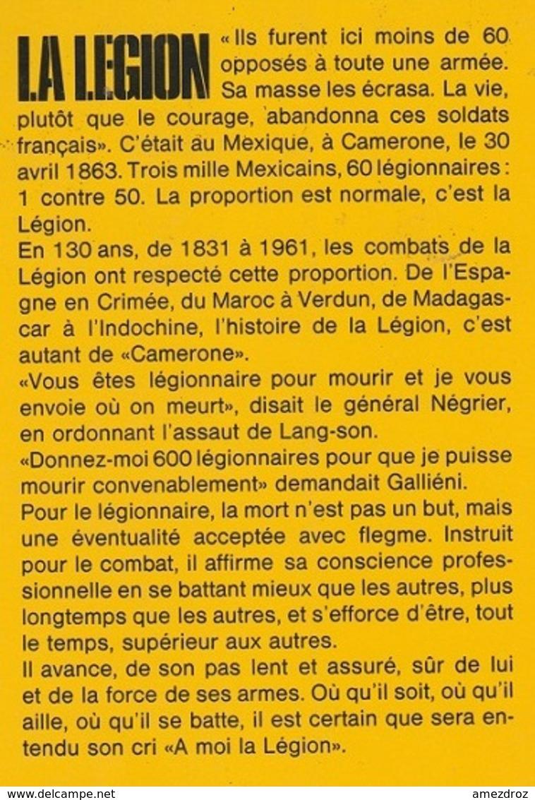 Erwan Bergot La Légion Balland - Boeken
