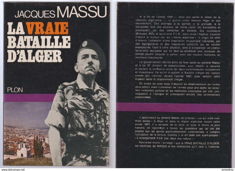 Jacques Massu La Vraie Bataille D'Alger - Boeken