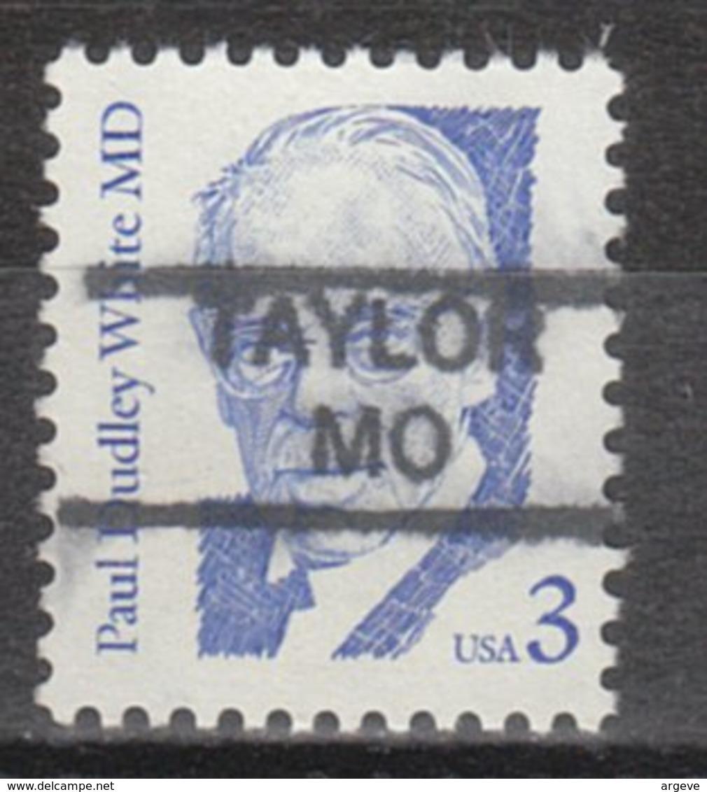 USA Precancel Vorausentwertung Preo, Locals Missouri, Taylor 835 - Vereinigte Staaten