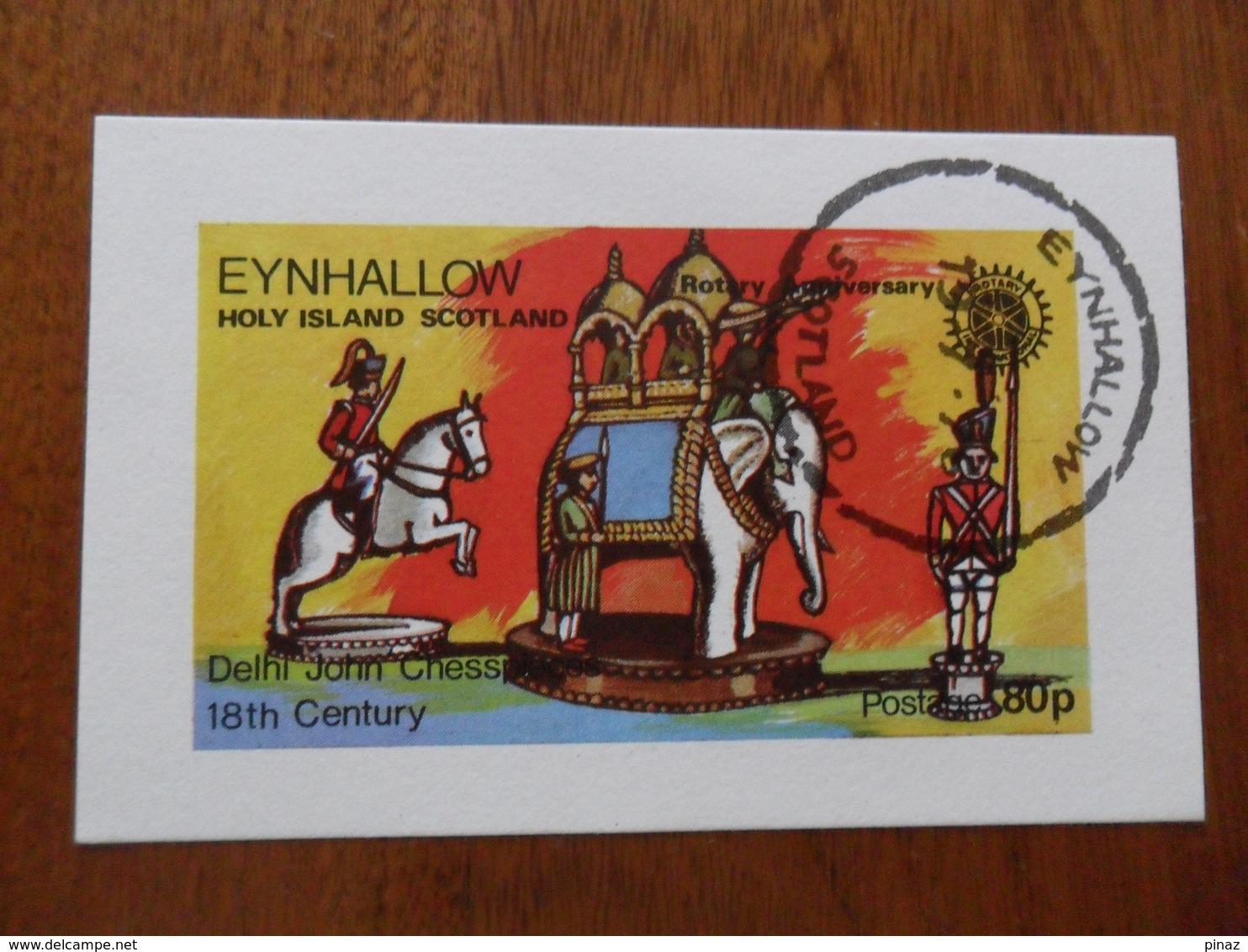 Eynhallow  Tematica ELEFANTI - Elefanti