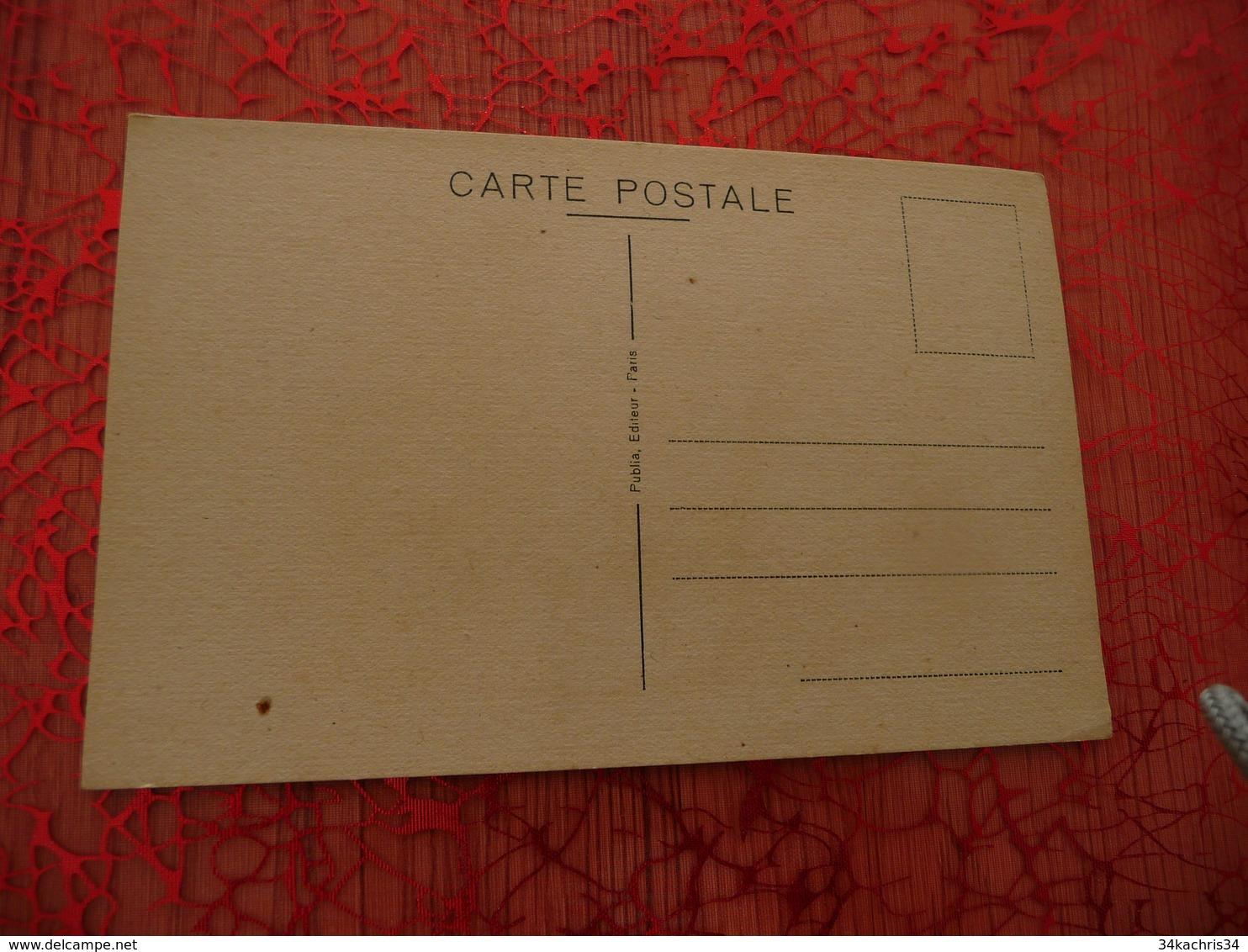 CPA Illustrateur Poulbot édition Publia Tu Vas Peut être ... - Poulbot, F.