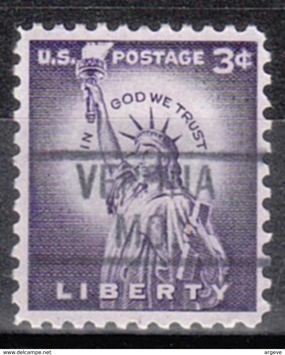 USA Precancel Vorausentwertung Preo, Locals Missouri, Verona 819 - Vereinigte Staaten