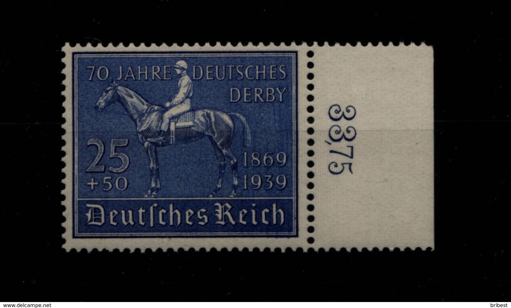 DEUTSCHES REICH 1939 Nr 698 Sauber Postfrisch ME 80.- (93666) - Ohne Zuordnung