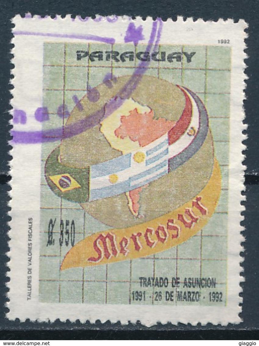°°° PARAGUAY - Y&T N°2610 - 1992 °°° - Paraguay