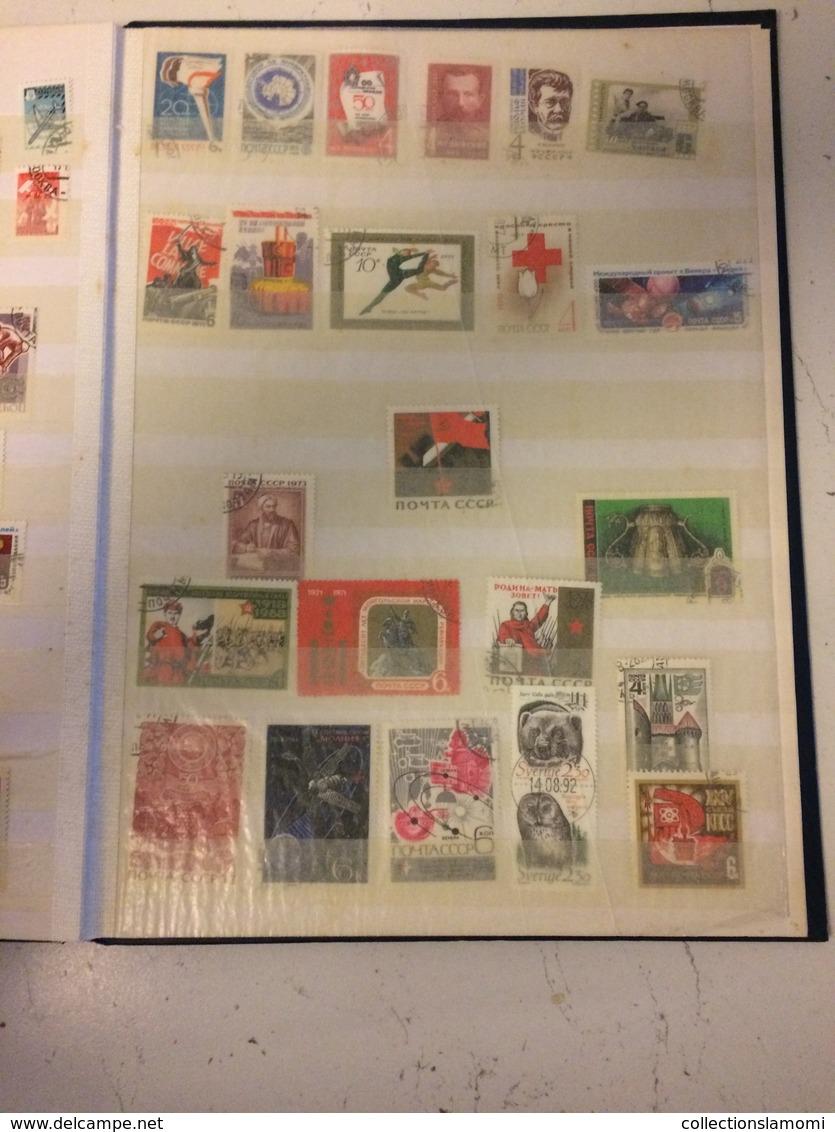 Album Timbres Neufs, Différentes époque De URSS à La Russie Voir Photos - Russie & URSS