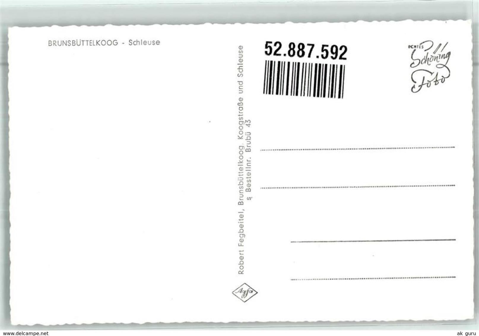 52887592 - Brunsbuettelkoog - Brunsbuettel