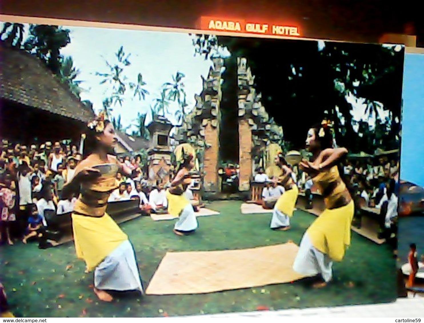 THAILAND  BALI  THAI  DANCE   N1975  HJ3443 - Tailandia
