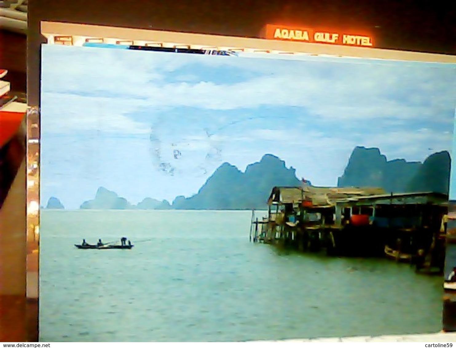 THAILAND  KOH PANNYI PHANANGA  VB1975  HJ3447 - Tailandia