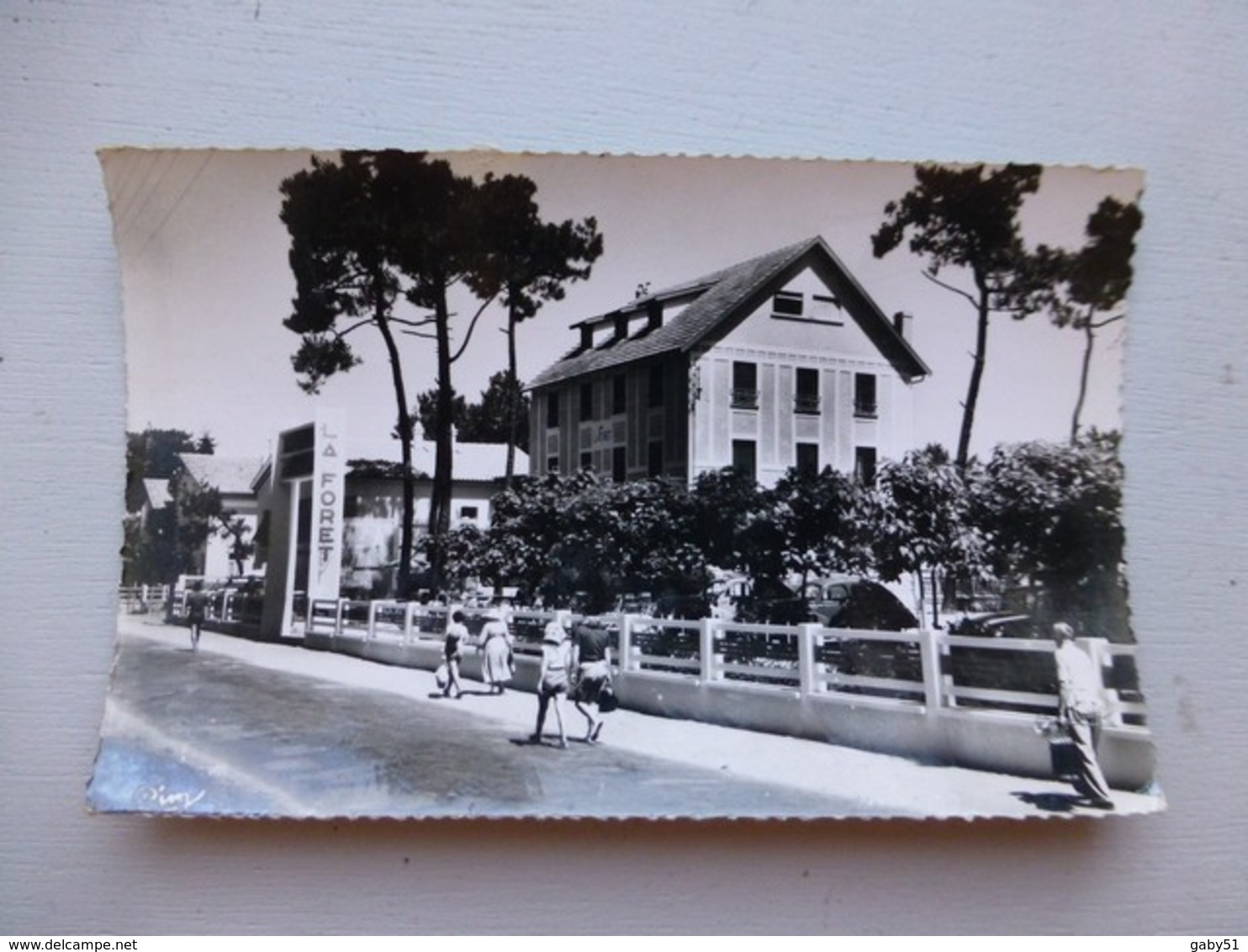 17 Saint-Trojan, Boulevard Pierre Whein, Animée Vers 1950 Ref 920 CP01 - Ohne Zuordnung