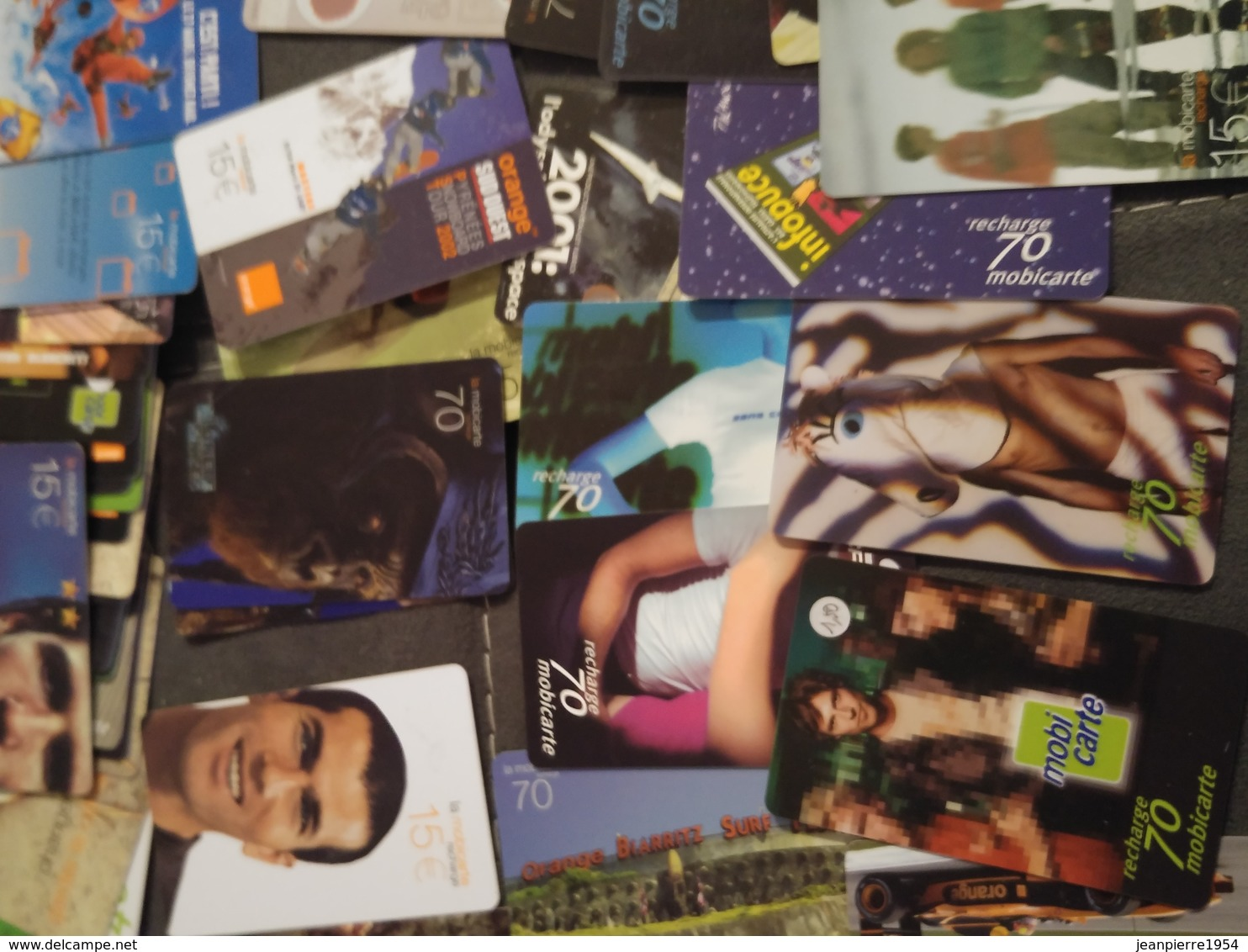 Mobicartes - Phonecards