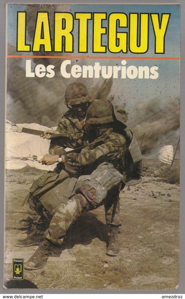 Larteguy Les Centurions - Boeken