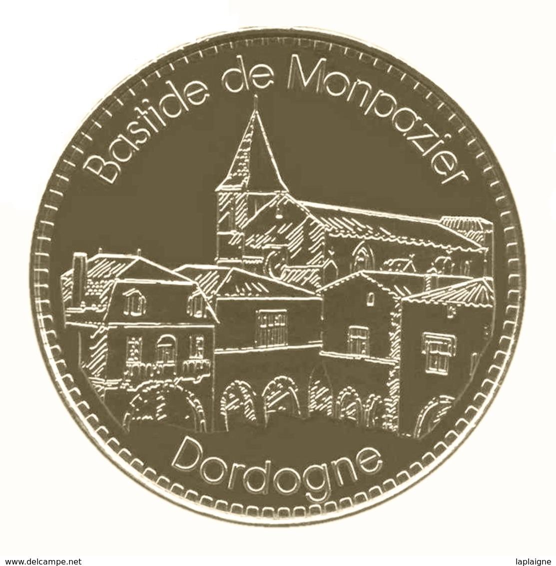 Monnaie De Paris , 2013 , Monpazier , Bastide De Monpazier - Monnaie De Paris