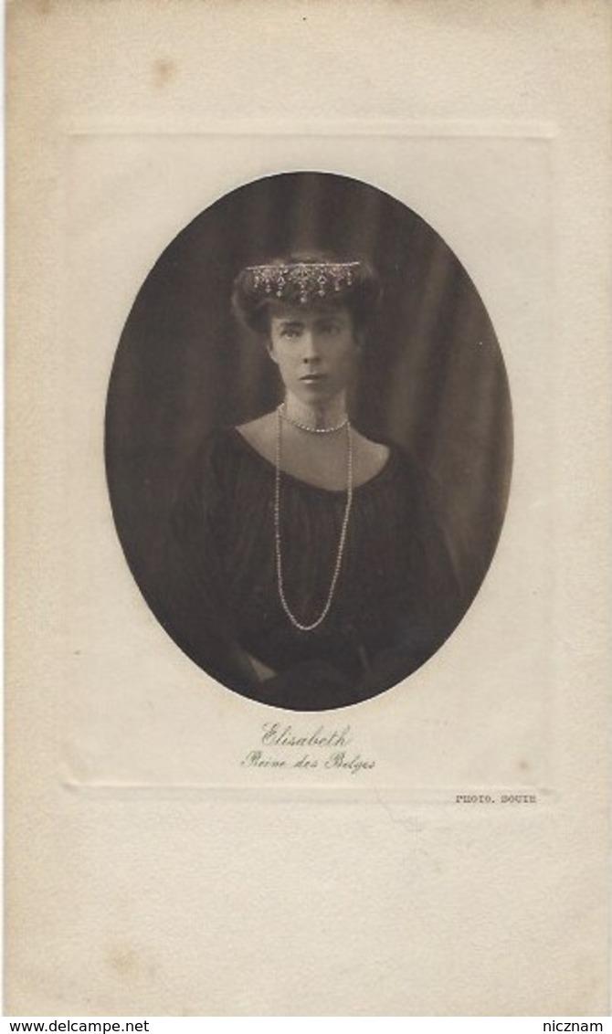 Gravure Elisabeth De Bavière, Reine Des Belges - Prenten & Gravure