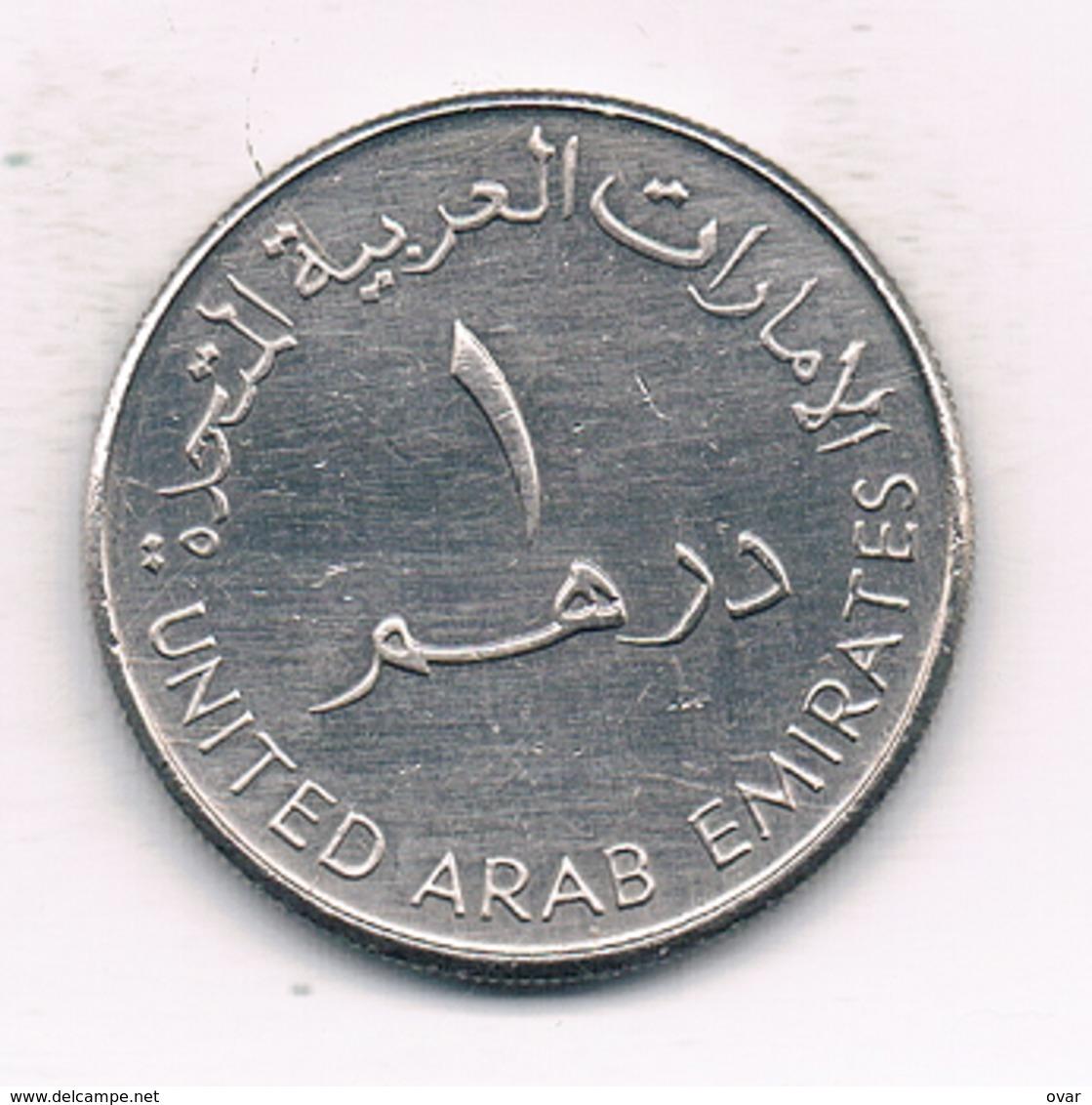 1 FILS 1998  U.A.E /274/ - Emirats Arabes Unis