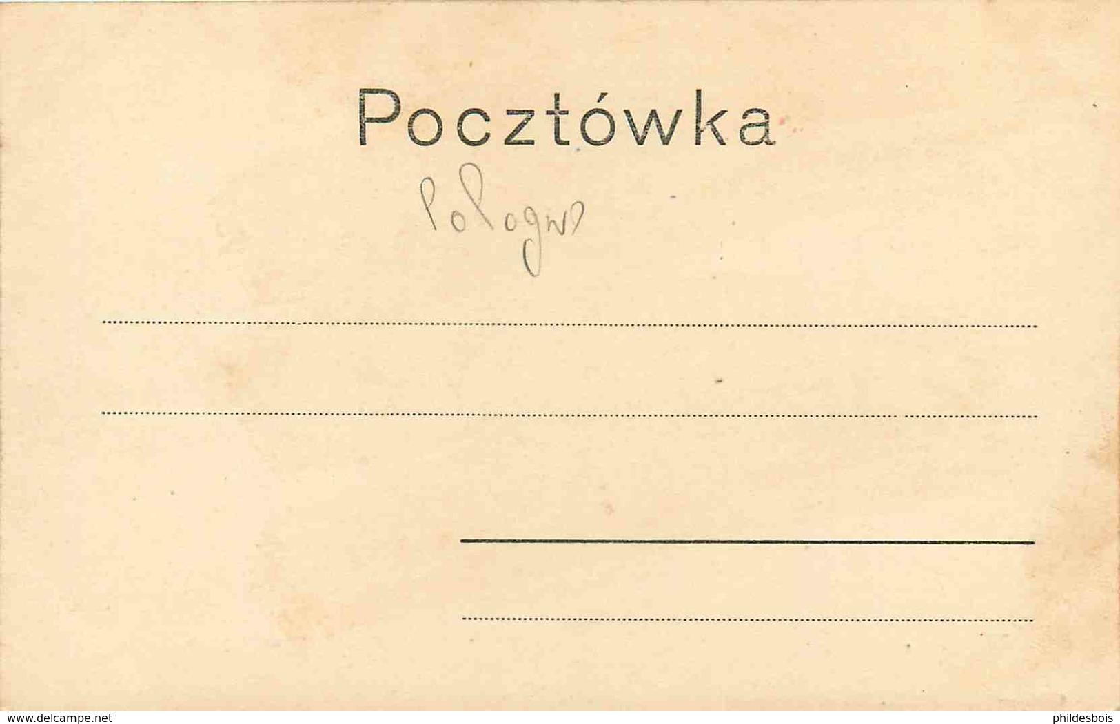 POLOGNE  RZESZOW - Pologne