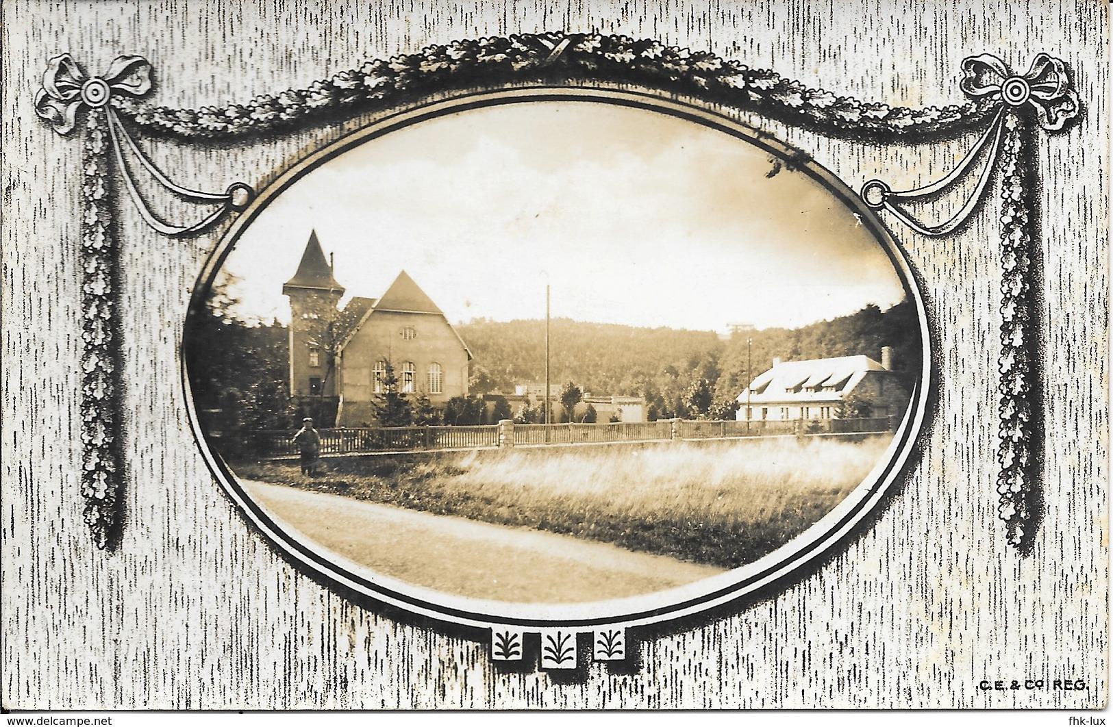 CARTE POSTALE ANCIENNE PHOTO  KOERICH  - LUXEMBOURG - Autres