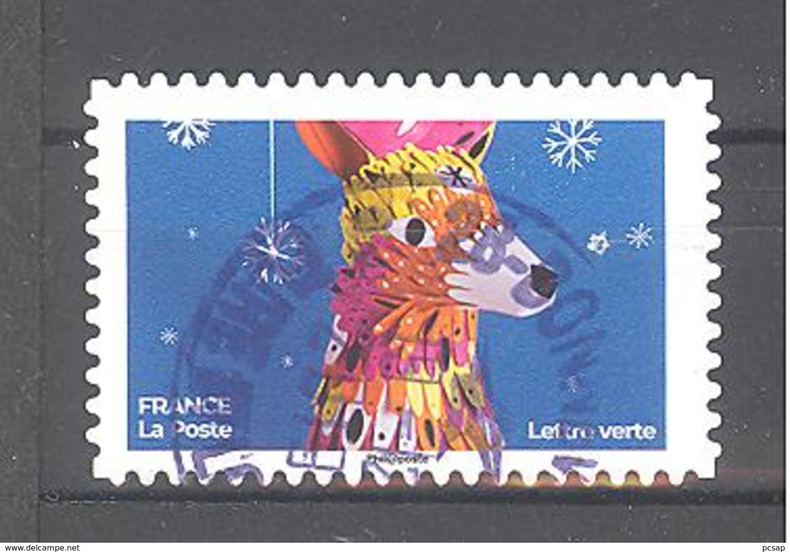 France Autoadhésif Oblitéré (Mon Fantastique Carnet De Timbres N°9) (cachet Rond) - Used Stamps