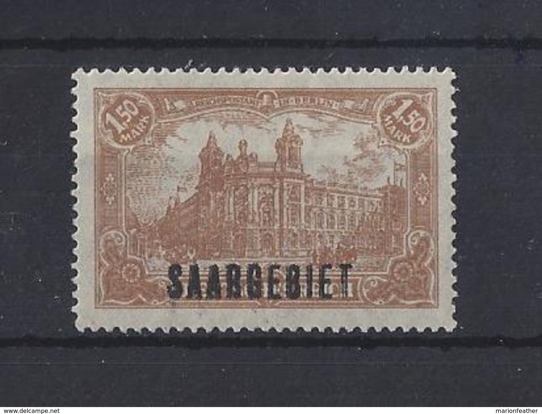 """GERMANY......SAAR...."""" 1920 """"......SG467.......MNH..... - Neufs"""