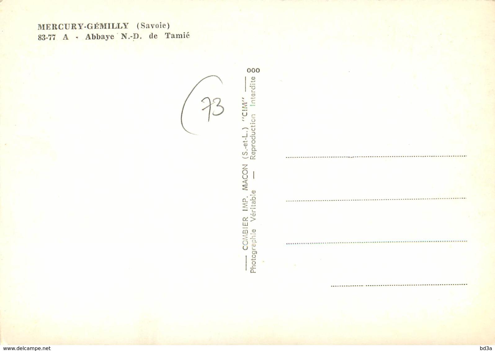 73 - MERCURY GEMILLY - Altri Comuni