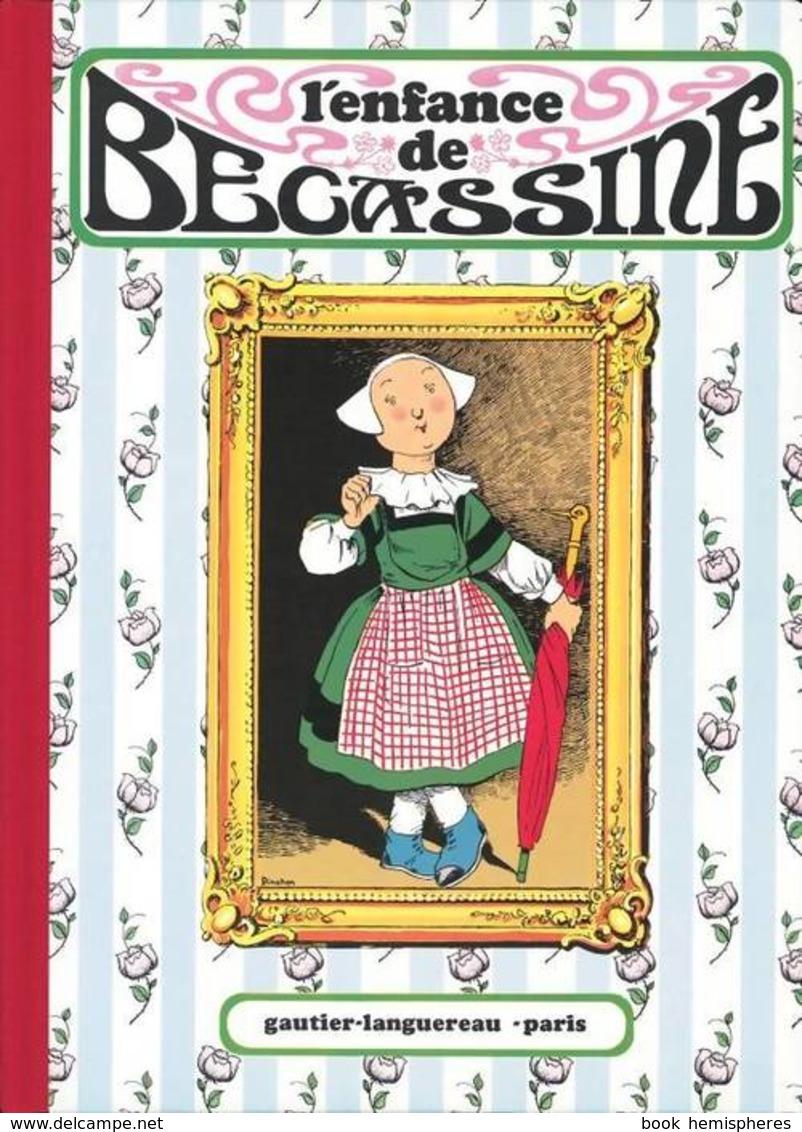 L'enfance De Bécassine De Caumery / Pinchon (1977) - Non Classés