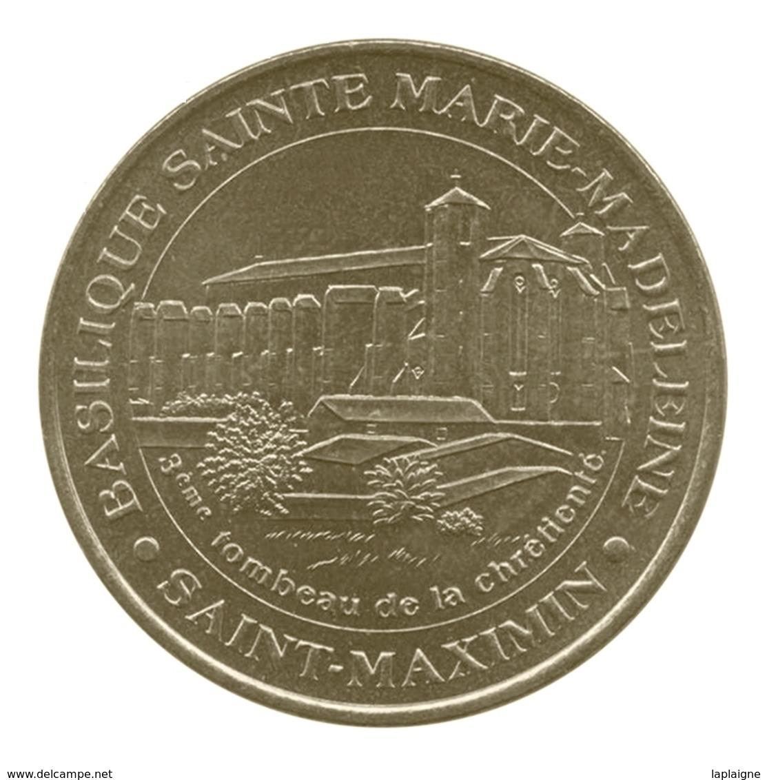 Monnaie De Paris , 2011 , Saint-Maximin-La-Sainte-Baume , Basilique Sainte Marie Madeleine - Other