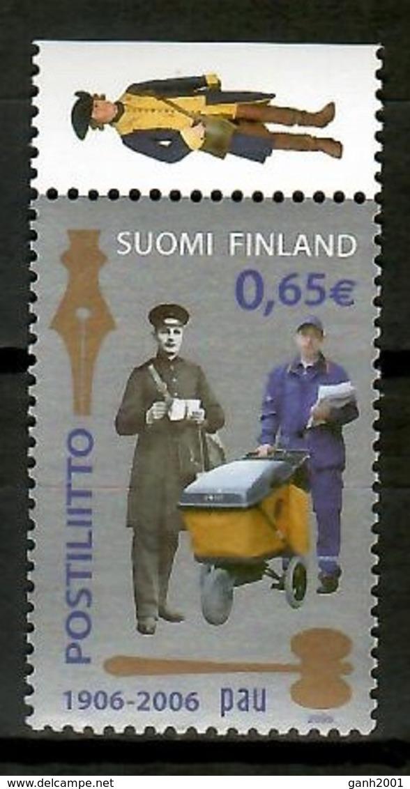 Finland 2006 Finlandia / Postal Union MNH Unión Postal / Kh27  30-10 - Finlande
