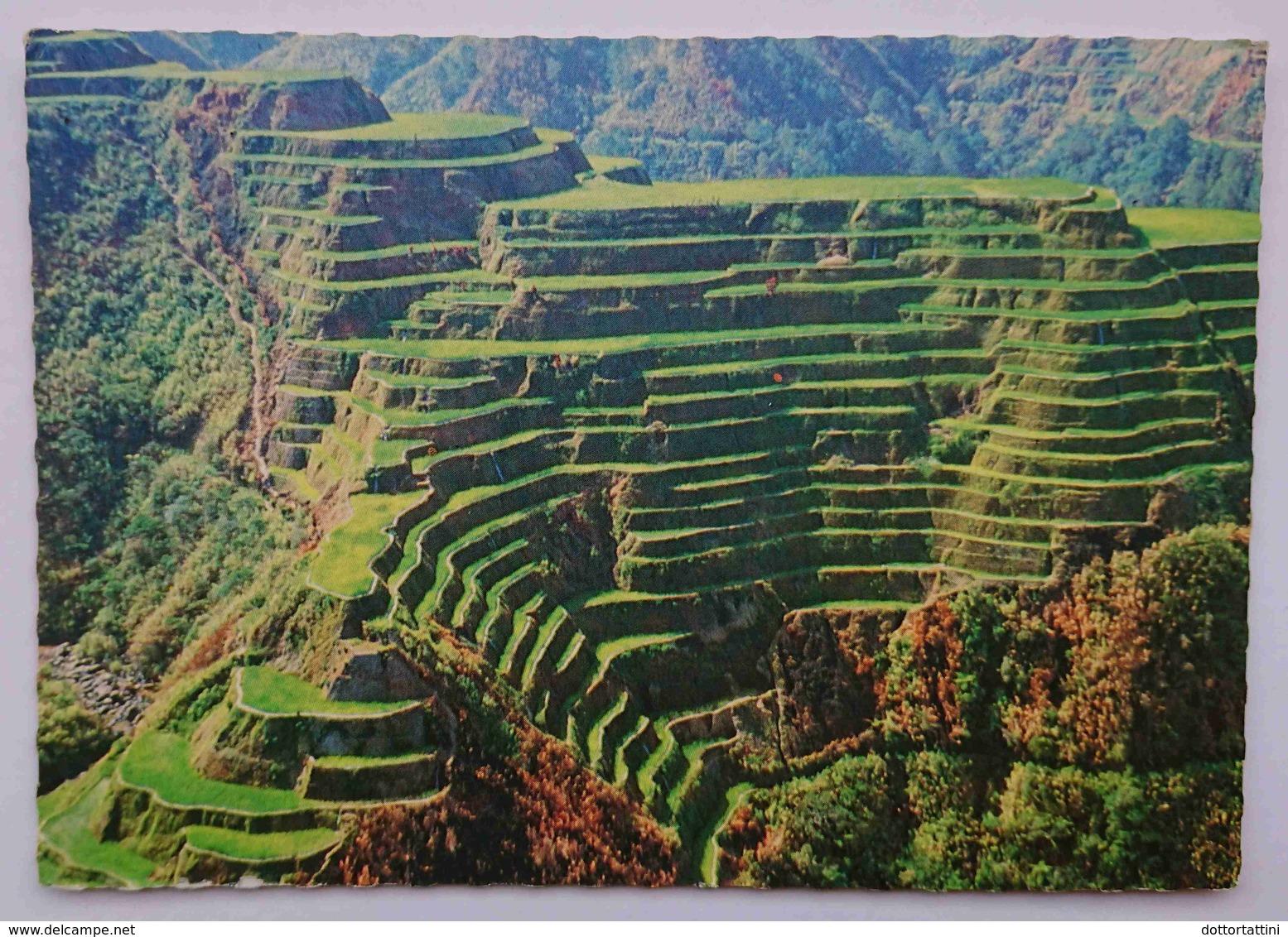 BANAUE RICE TERRACES - PHILIPPINES -   Vg - Filippine