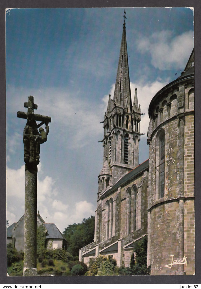 67810/ CHATEAUNEUF-DU-FAOU, L'église - Châteauneuf-du-Faou