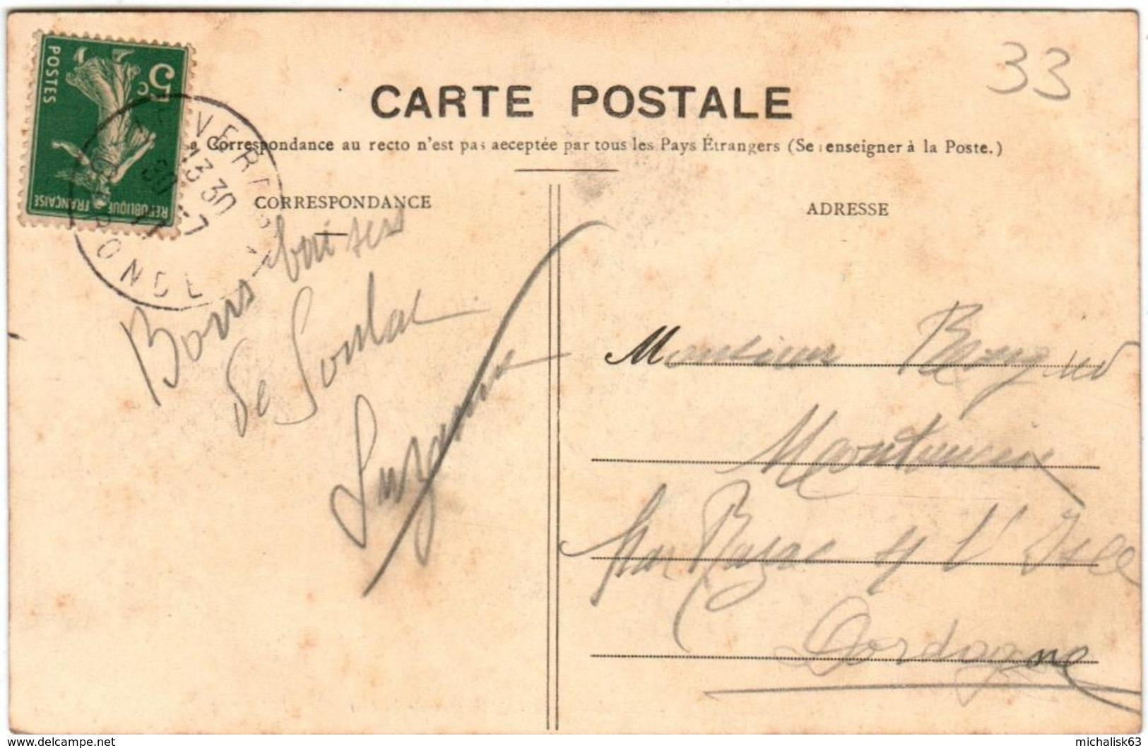 5HI 619 CPA - LA POINTE DE GRAVE - L'ENTREE DE LA GIRONDE - Frankreich
