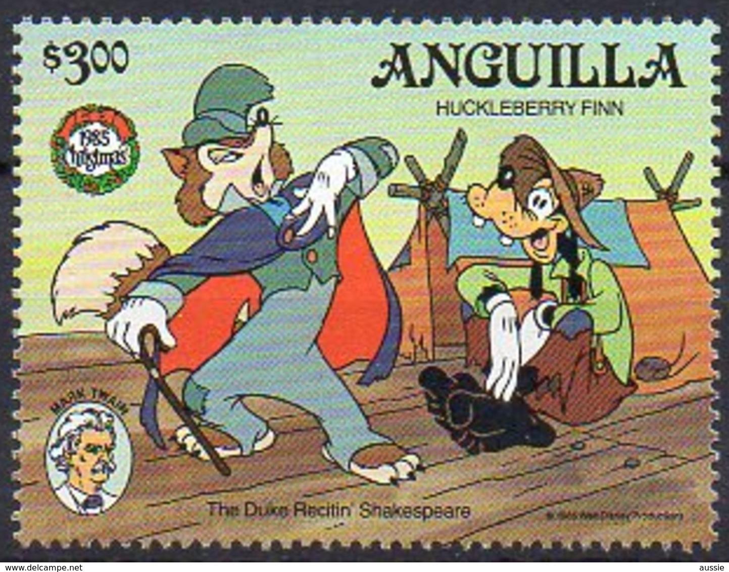 Anguilla 1985 Yvertnr 617 *** MNH  Cote 6 € Noël Christmas Kerstmis Haute Valeur - Anguilla (1968-...)