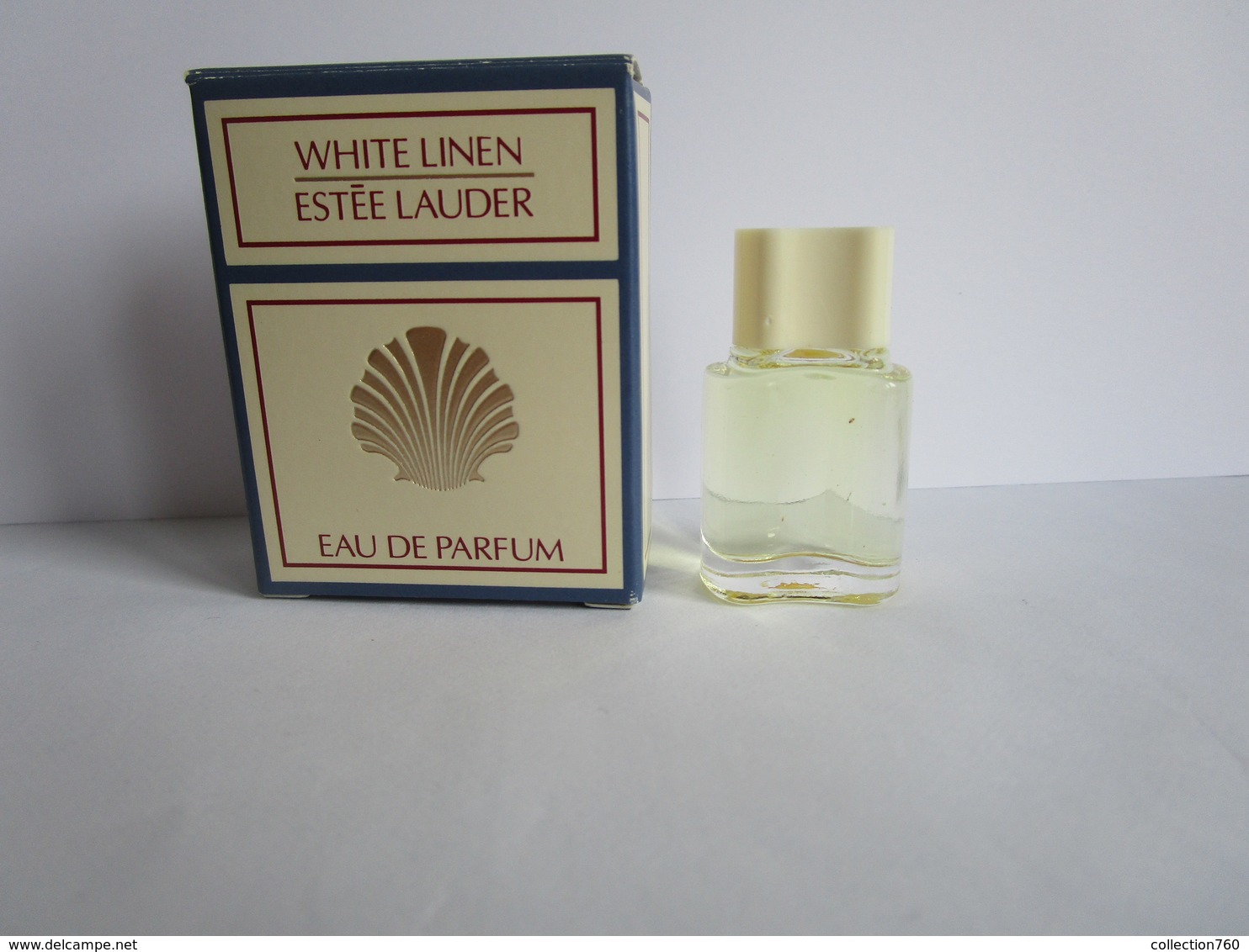 ESTEE LAUDER - WHITE LINEN   - EDP   - Miniature - Miniatures Femmes (avec Boite)