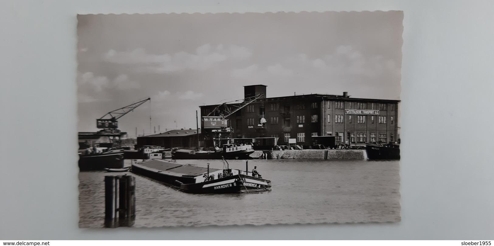Wanne Eickel     (peniche Arken Binnenvaart) - Hausboote